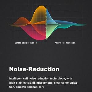 ENC, Noise Cancellation, TWS