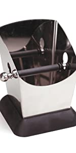 RSVP Knock Box For Espresso Machine