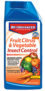 Fruit Citrus & Vegetable Insect Control