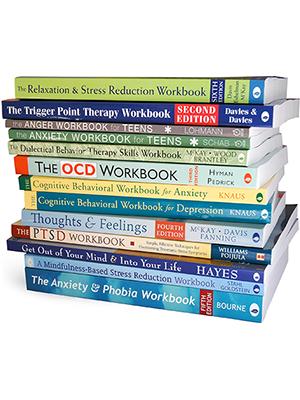 New Harbinger Self-Help Workbooks