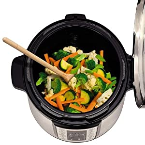 .99 (now: 3.64) T-fal CY505E 25-all-in-1 Multicooker Programmable Electric Fast Pressure Cooker, 1100-Watts, 6-Quart, Stainless Steel