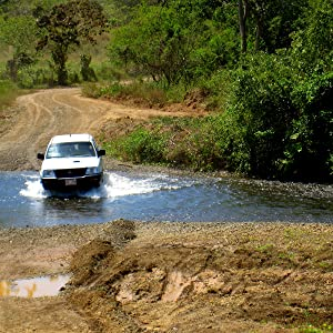 costa rica, 4WD, 4x4, roads, rivers, ford, jeep, highway