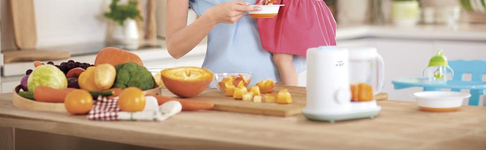 Philips Avent - Robot de cocina: Amazon.es: Bebé