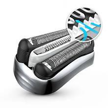 Braun 3080 Rasoio elettrico a lamina Wet & Dry Series 3