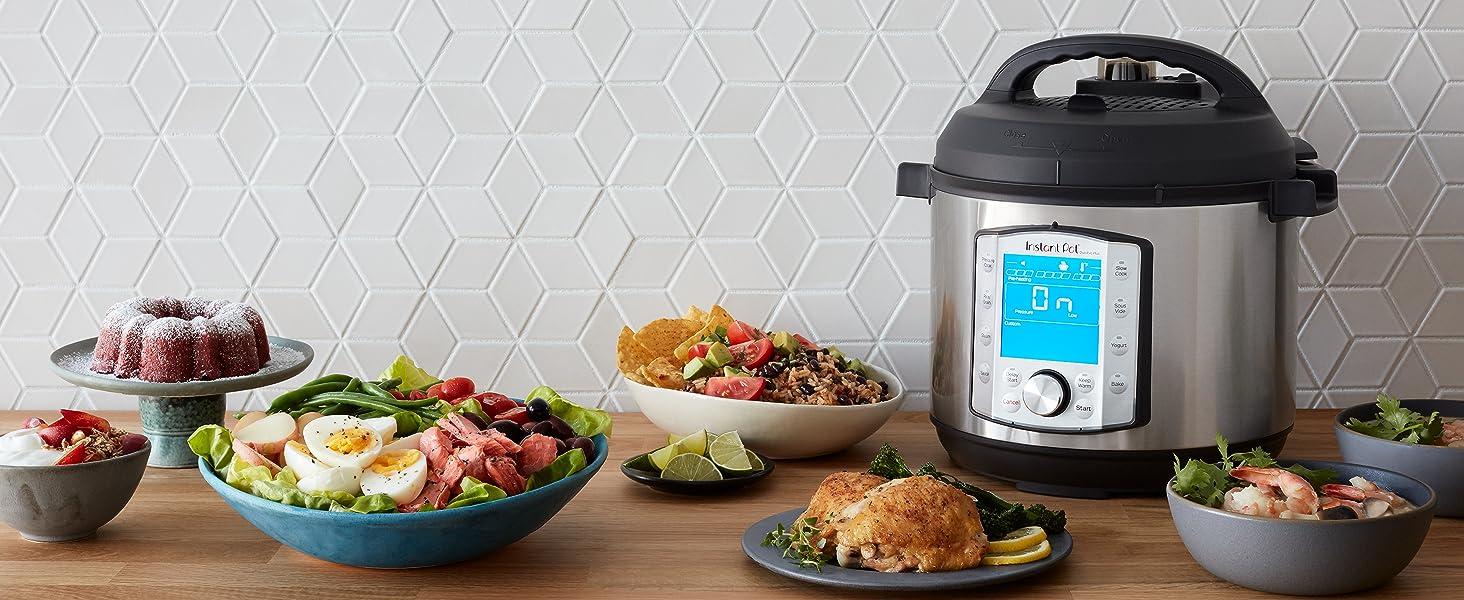 Instant Pot, Insta Pot, multicooker, pressure cooker, rice cooker, slow cooker