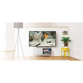 4K HDR LED-TV