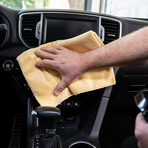 Steering Wheel Cleaner >> Meguiar S G13616sp Quik Interior Detailer Cleaner 16 Fluid Ounces