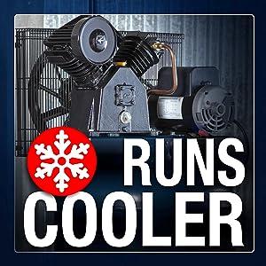 cfm, air compressor, compressor, 2 stage air compressor, campbell hausfeld, campbell air compressor