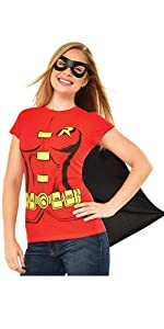 women's robin shirt