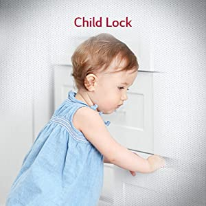LG Child Lock