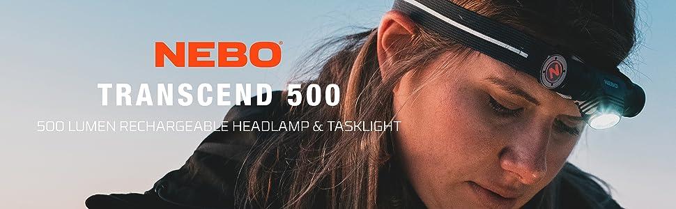 NEBO Transcend 500