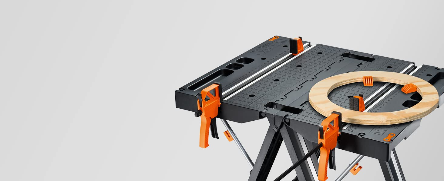 Integrated Clamping System