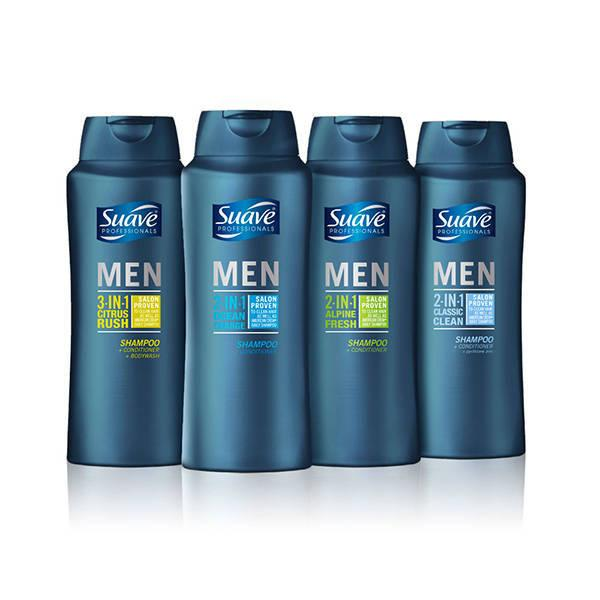 suave men