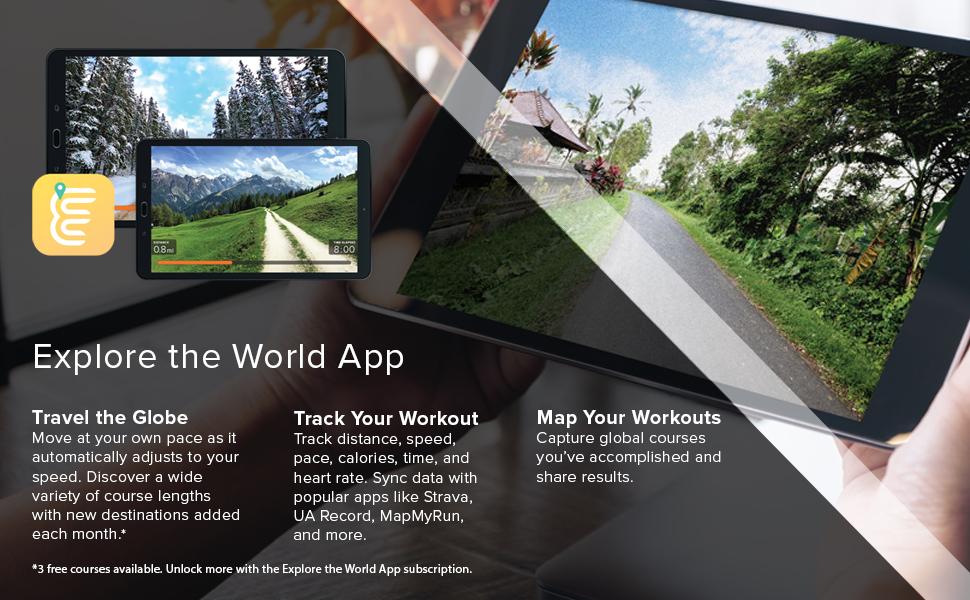 Explore the World App