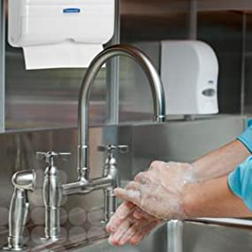 Dispensers to Improve Efficiency and Hygiene
