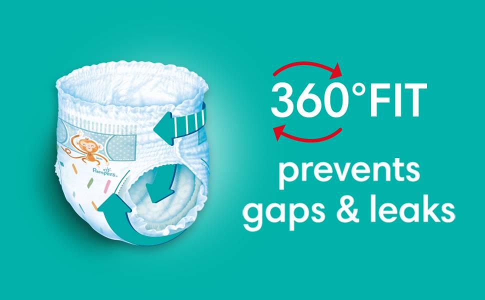 12kg-17kg 84/Windeln Pampers Baby-Dry H/öschenwindeln 5