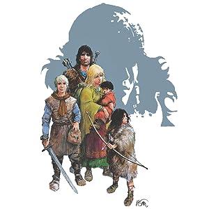 THORGAL FAMILY
