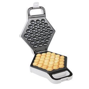 F-blue Egg Waffle Pan Home Bakery Pancake Mold Mold Waffle Waffle cr/êpi/ère Antiaderente caff/è Cucina Cottura Cucina Utensili