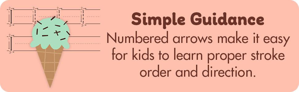 Handwriting, handwriting for kids, kindergarten workbook, calligraphy, cursive handwriting workbook