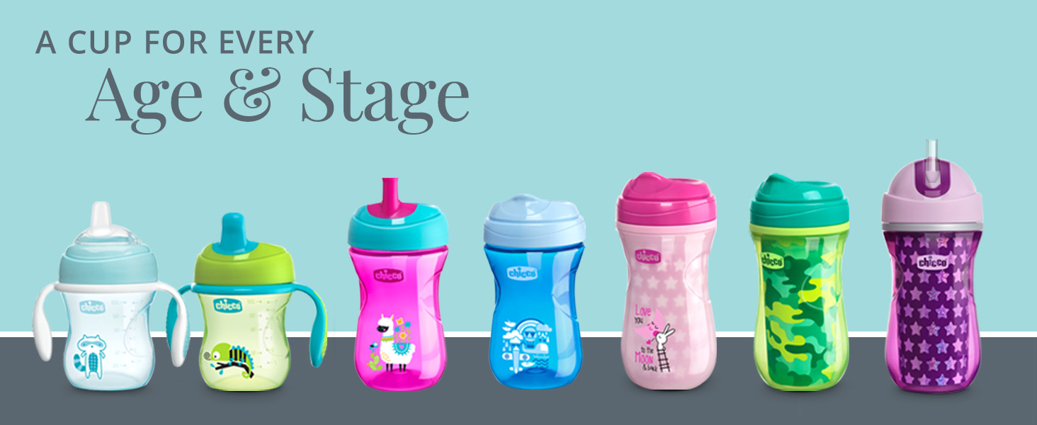A Cup For Every Age & Stage