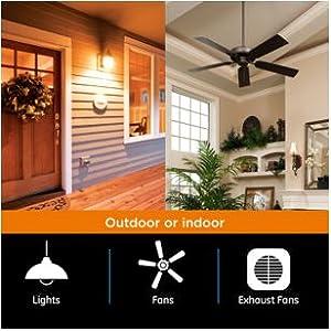 indoor timer, outdoor timer, digital in wall timer