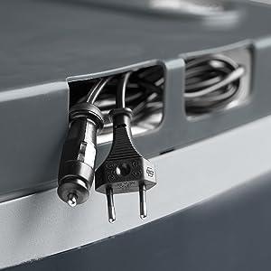 mobicool g35 ac dc thermo elektrische k hlbox heizbox mit rollen und griff 34 liter 12 v. Black Bedroom Furniture Sets. Home Design Ideas