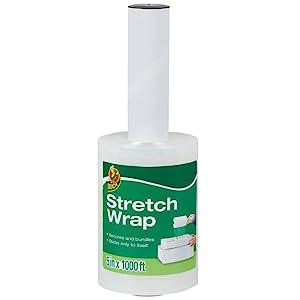 Duck Brand Stretch Wrap