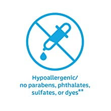 Hypoallergenic Sulfate Dye Free Baby Products