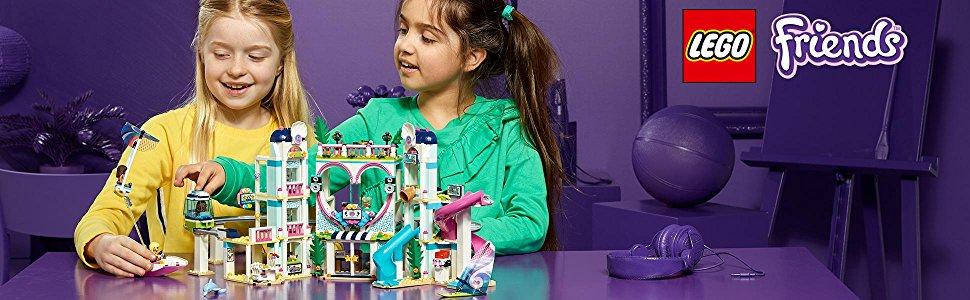 City Lego Friends 41347 Le Complexe De D'heartlake Touristique Construction Jeu WDI2EH9Y