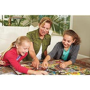 family parent parents kid kids fun enjoy time together