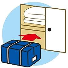 引っ越し 輸送用 宅配 宅急便 布団一式保管袋 ふとんの保管