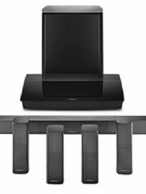 Amazon.com: Sistema de entretenimiento en casa Lifestyle 600 ...