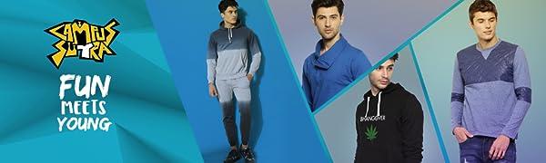 Jackets::Winter wear::Winter Jackets:: Winter men wear:: Men jacket for winter:campus sutra Jackets