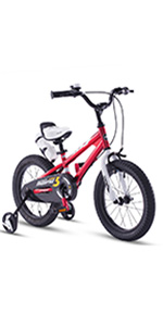 Royalbaby, Kid Bike, Bicycle, Training Wheels, Kickstand