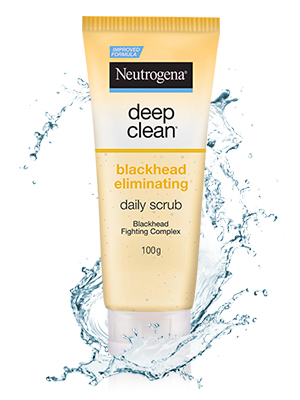 scurb; face scrub; Neutrogena face scrub; neutrogena daily blackhead eliminating scrub; blackhead