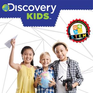 Discovery Kids STEM activity image
