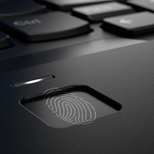 Match-on-chip Finger print reader