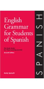 Learn Spanish, Spanish Grammar, Spanish Workbook, Spanish verbs, Spanish Workbook for adults