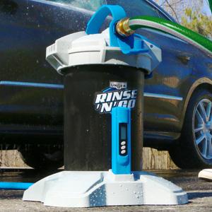 unger deionization car washing spotless rinse