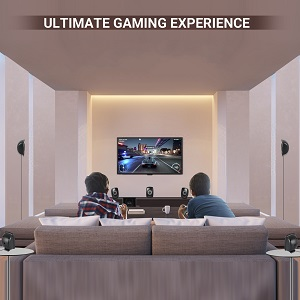 Ultimate Gaming Experience