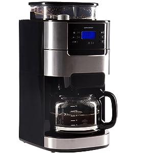 Cafetera automatica con molinillo