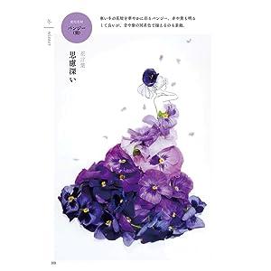 パンジー 紫 秋