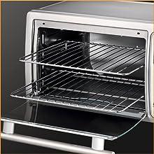 Amazon Com Krups Ok710d51 Stainless Steel Deluxe Oven 6