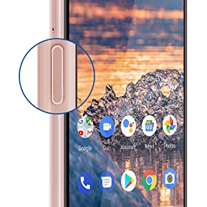 Google Assistant, Button, Notification Light