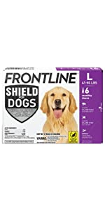 L Frontline Shield For Dogs