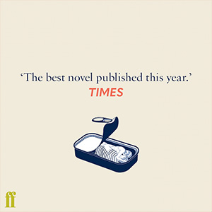 the best novel published this year