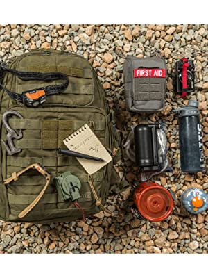 5.11 Most Popular Tactical Backpack - Built to be Ready for Anything!