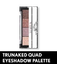 TruNaked Quad Eyeshadow Palette