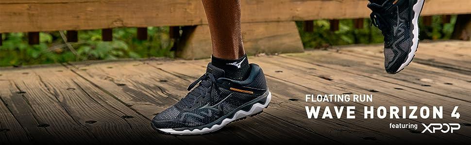 men's mizuno wave horizon 4 running shoe