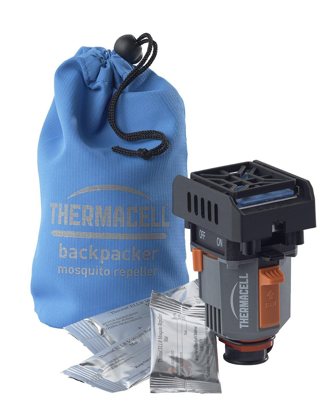 Amazon Com Thermacell Mr Bp Backpacker Mosquito Repeller